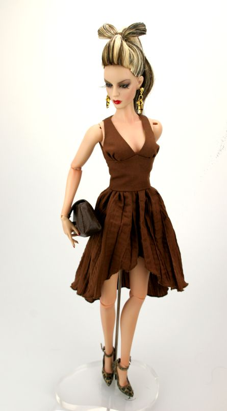 Modern marilyn monroe style dress